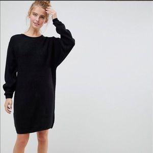 Asos Ribbed Sweater Dress